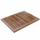 Bamboo Floor and Shower Mat by Oceanstar