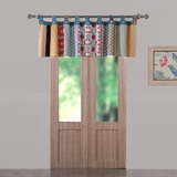 Barefoot Bungalow Thalia Window Valance - 1606AWV by Greenland Home Fashions