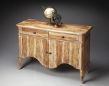 "Barnwood Chest 48""W by Butler Specialty"