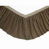 Barrington Queen Bed Skirt 60x80x16 - 12330 by VHC Brands