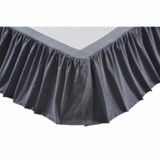 Beacon Hill King Bed Skirt 78x80x16