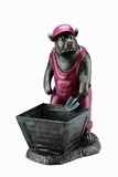 Bear Planter Box A Long Lasting Fashionable Lawn Decor Brand SPI-HOME
