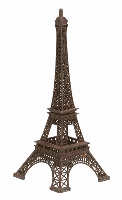 Beautiful and Antique Look Eiffel Tower Brand Benzara