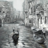 Beautiful Masterpiece of Old Venice by Yosemite Home Decor