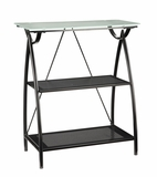 Beautiful Modish Styled Must Home Accessory 2 Shelf Bookcase by Office Star