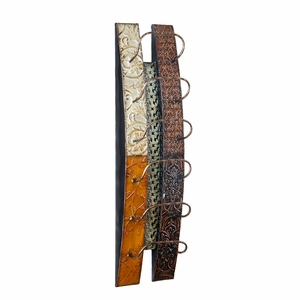 Beautiful Piece of Adriano Wall-Mount Wine Storage by Southern Enterprises