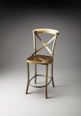 Beautiful Styled Fancy Bar Stool by Butler Specialty