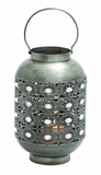 Beautiful Well Designed Metal Lantern by Woodland Import
