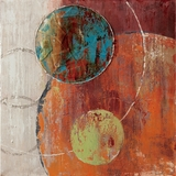 Beautifully Painted Orbit Classy Painting by Yosemite Home Decor