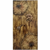 Beautifully Styled Floweret II Classy Painting by Yosemite Home Decor