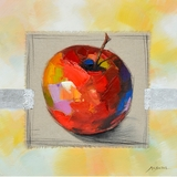 Beautifully Styled Fruit of The Day I Painting by Yosemite Home Decor