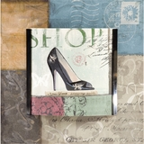 Beautifully Styled High Heel Obsession II Painting by Yosemite Home Decor
