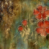 Beautifully Styled Petals I Classy Painting by Yosemite Home Decor