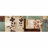 Beautifully Styled Pressed Flowers II Classy Painting by Yosemite Home Decor
