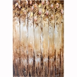 Beautifully Styled Serene Classy Painting by Yosemite Home Decor