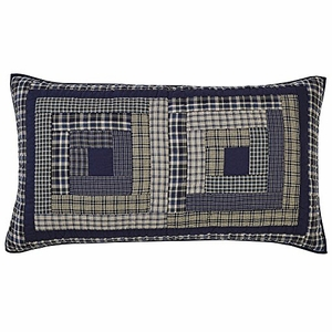 Beautifully Unique Columbus Luxury Sham by VHC Brands