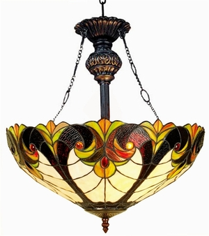 Beauty to Behold Victorian Pendant Lamp by Chloe Lighting