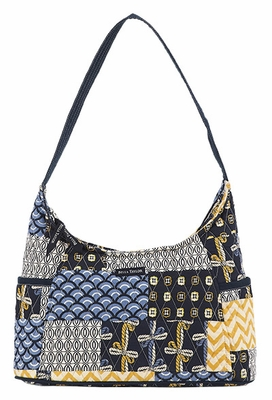 Bella Taylor Curve Design Hand Bag with Single Shoulder Strap American Charm Brand Bella Taylor