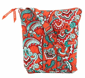 Bella Taylor Hipster Cross Body Sling Bag with Floral Print Bali Bright Brand Bella Taylor