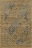 "BELMOBE-01BLU-BELMONT COLLECTION 3'-11"" x 5'-7"" by Momani Rugs"