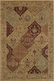 "BELMOBE-01BUR-BELMONT COLLECTION 3'-11"" x 5'-7"" by Momani Rugs"