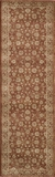 """BELMOBE-02BUR-BELMONT COLLECTION 2'-3"""" x 7'-6"""" Runner by Momani Rugs"""