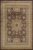 """BELMOBE-03BRN-BELMONT COLLECTION 2'-0"""" x 3'-0"""" by Momani Rugs"""