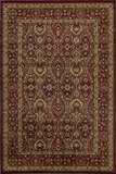 "BELMOBE-05RED-BELMONT COLLECTION 3'-11"" x 5'-7"" by Momani Rugs"