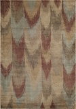 "BELMOBE-08RED-BELMONT COLLECTION 2'-0"" x 3'-0"" by Momani Rugs"