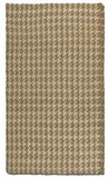 """Bengal Natural 16"""" Hand Woven Rug in Natural and Cream Jute Brand Uttermost"""