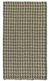 """Bengal Olive Grey 16"""" Hand Woven Rug in Olive Grey and Cream Jute Brand Uttermost"""