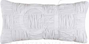 Bianca Neckroll Pillow 12 x24 Inches Brand C&F