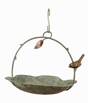 Bird And Leaf Bird Feeder For Those Who Want Something Unique Brand SPI-HOME