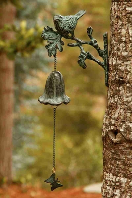 Bird Garden Bell An Excellent And Affordable Holiday Gift Brand SPI-HOME