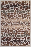 """BLISSBS-04SND-BLISS COLLECTION 3'-6"""" x 5'-6"""" by Momani Rugs"""