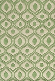 """BLISSBS-09GRN-BLISS COLLECTION 2'-3"""" x 8'-0"""" Runner by Momani Rugs"""