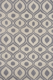 "BLISSBS-09GRY-BLISS COLLECTION 3'-6"" x 5'-6"" by Momani Rugs"