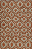 "BLISSBS-09ORG-BLISS COLLECTION 3'-6"" x 5'-6"" by Momani Rugs"