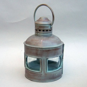 Bordeaux Ship Lantern, Engaging And Charismatic Nautical Home Decor Brand IOTC