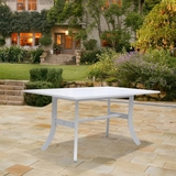 Bradley Outdoor Wood Rectangular Dining Table by Vifah