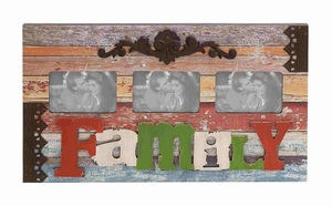 Bratislava Beguilingly Fabulous Family Wall Photo Frame Brand Benzara