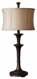 Brazoria Oil Rubbed Table Lamp in Bronze Finish Brand Uttermost