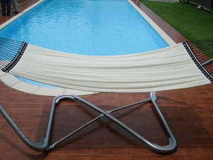 Breeze Hammock Bed by Vifah