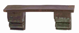 Bremen Old-fashioned Elegant Wall Shelf D�cor Brand Benzara