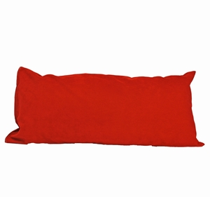 Bright Red Deluxe Hammock Pillow by Alogma