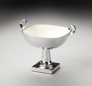 Brilliant Trophy Aluminum Decorative Bowl by Butler Specialty