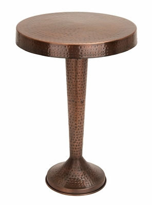 Bronze Accent Table Perfect For Many Day To Day Works Brand Woodland