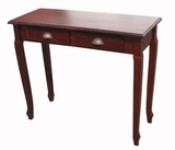 Brussels Three Drawer Hall Table, Riveting Plus Extravagant Creation by D-Art