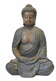 Buddha Statue Decoration by Alpine Corp