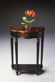 "Cafe Noir Console Table 22""W by Butler Specialty"